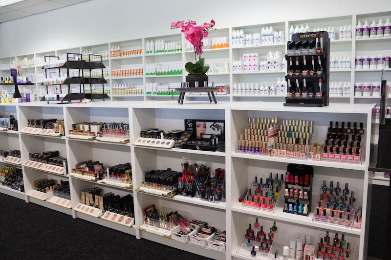 showroom DM Groothandel